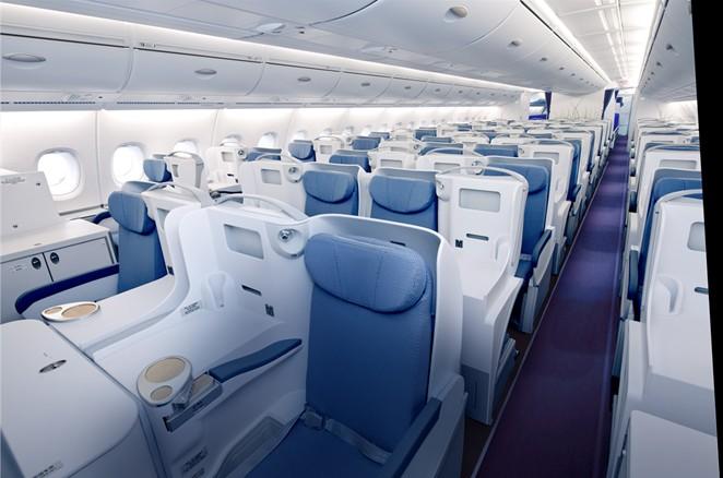 中国南方航空 ビジネスクラス
