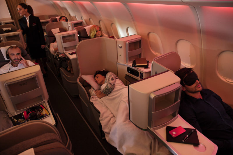 イベリア航空 ビジネスクラス