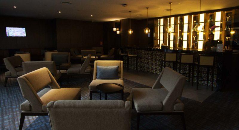 マレーシア航空 Golden Lounge