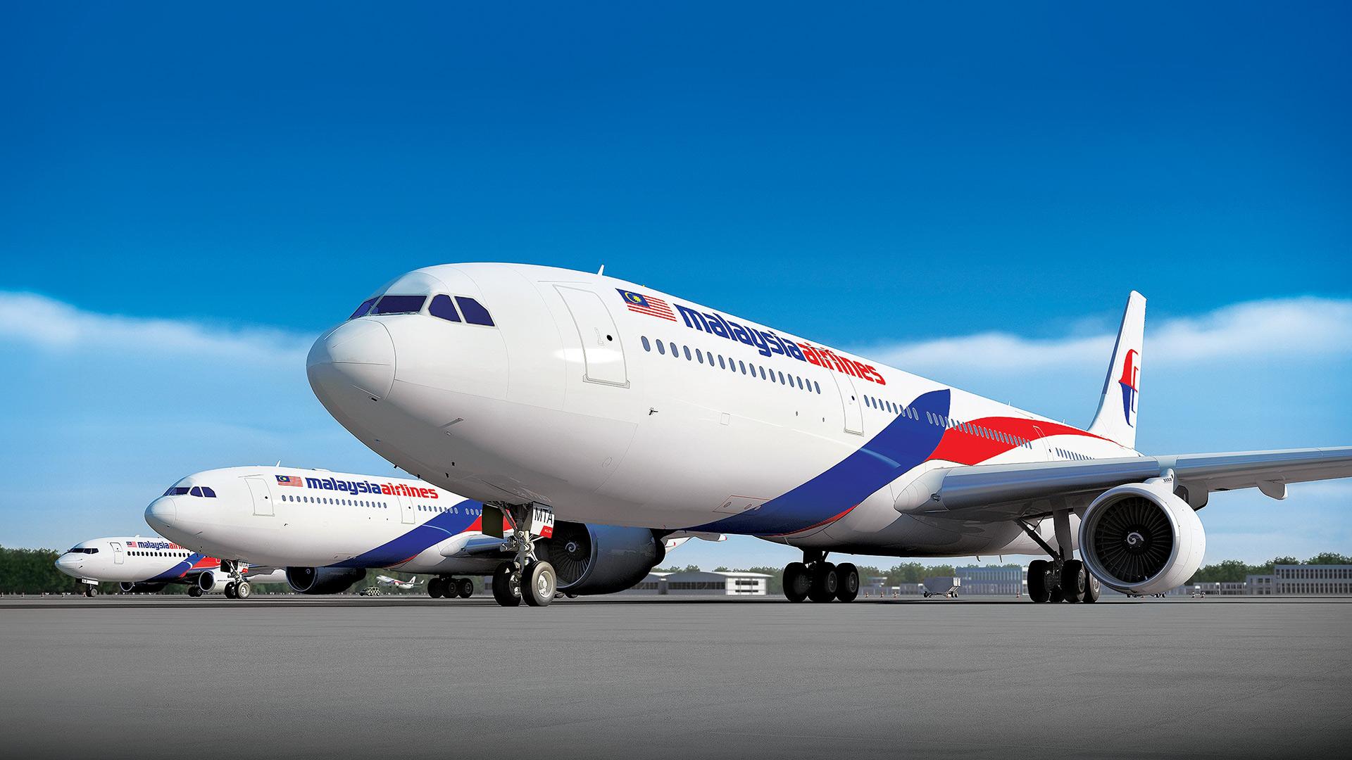 マレーシア航空 エアバス350