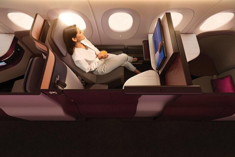 カタール航空 QSuites