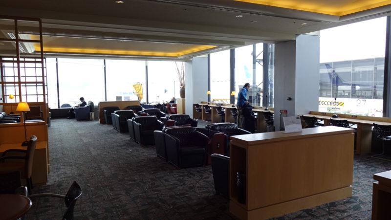 成田空港 UNITED CLUB