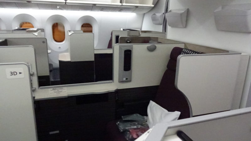 JAL B787-900