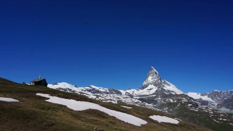 ツェルマット ハイキング