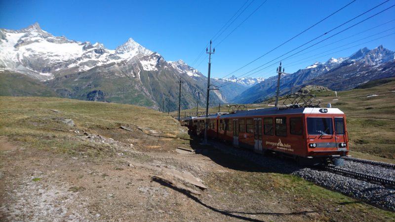 ゴルナグラード登山鉄道