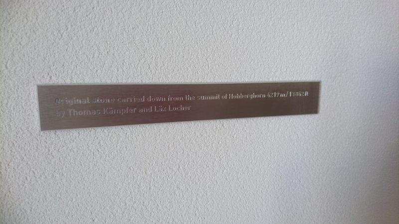 3100 kulm hotel の客室内