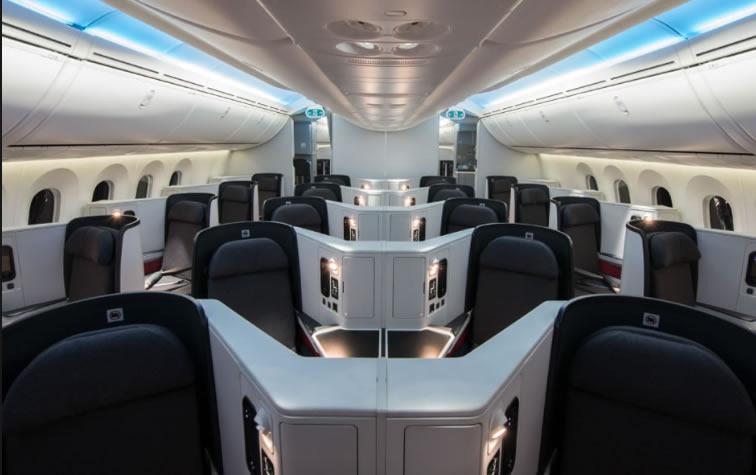 アビアンカ航空 B787-800
