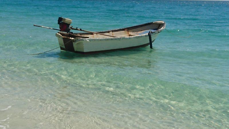 カンボジア ロン島