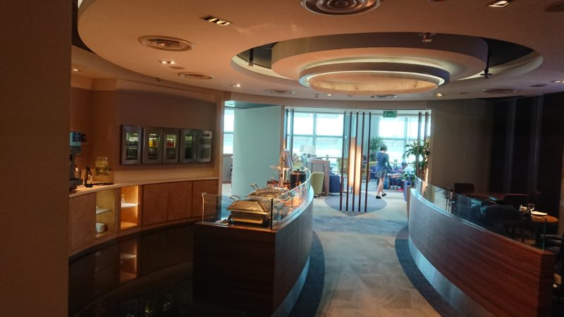 dnata Lounge (ターミナル3)
