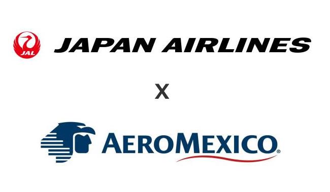 JALとアエロメヒコのコードシェア提携