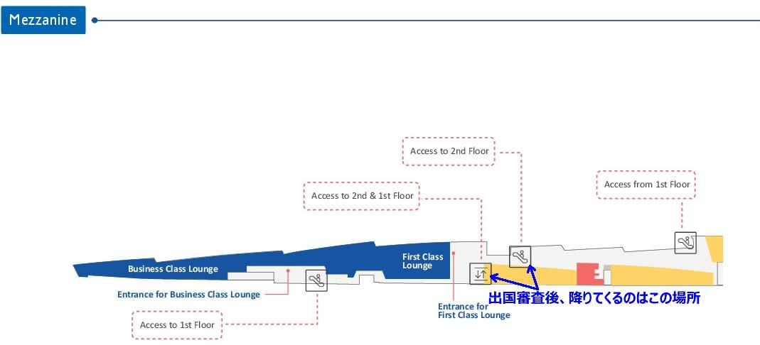 ジャカルタ空港 MAP