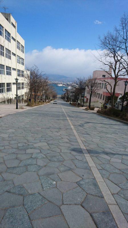 函館 元町散策