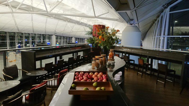 香港国際空港 PLAZA PREMIUM LOUNGE