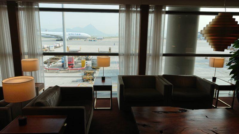 香港国際空港 キャセイパシフィック ザ・ピア ファーストクラスラウンジ