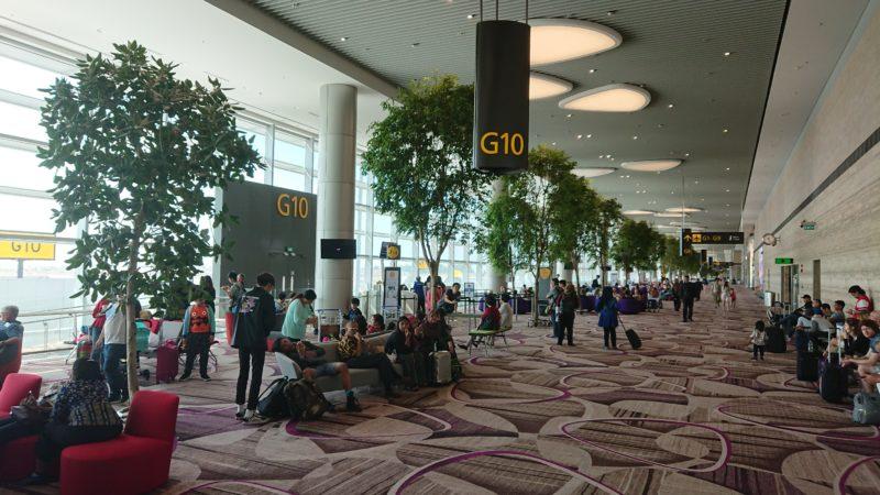 シンガポール チャンギ国際空港 ターミナル4
