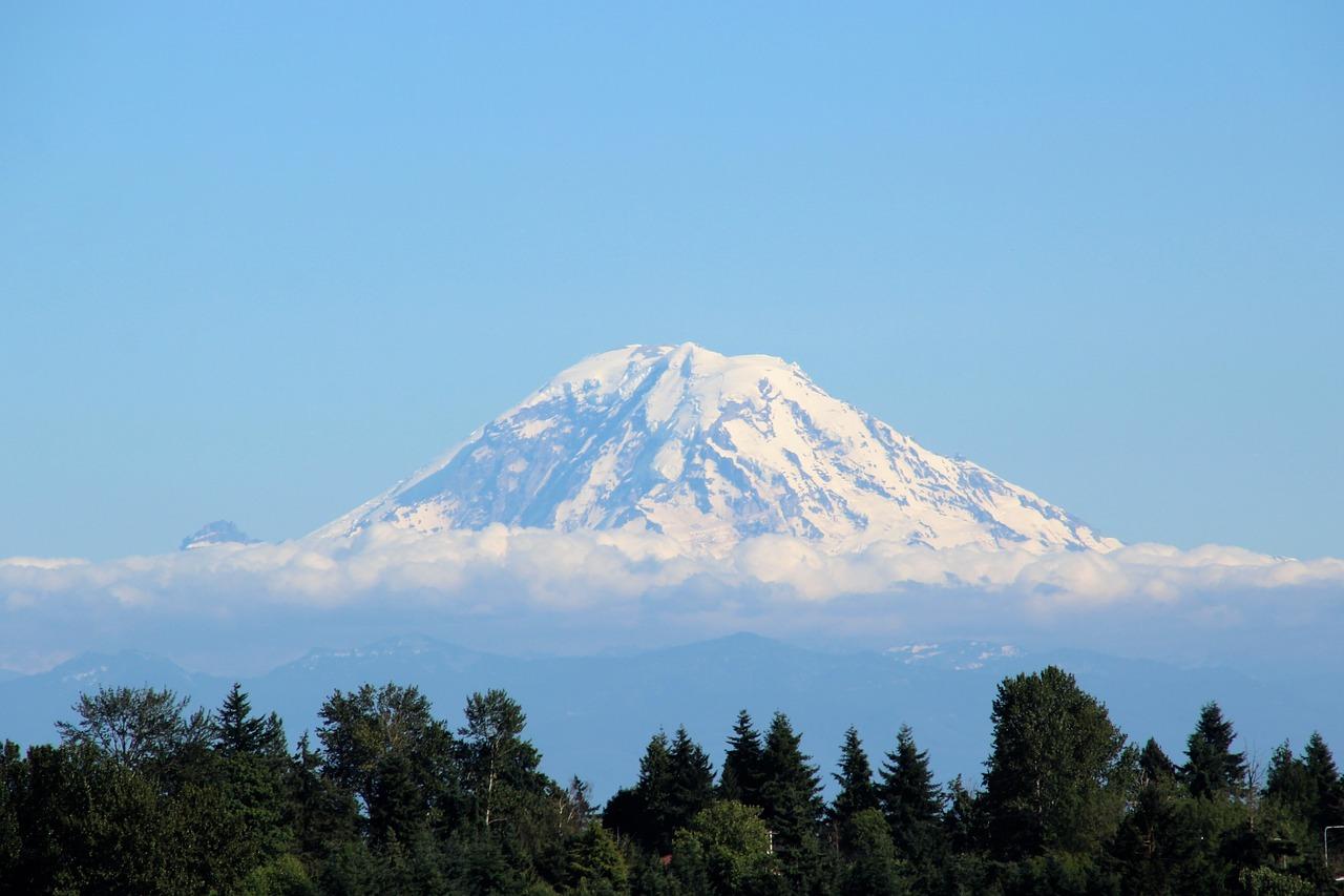 シアトル・レーニア山