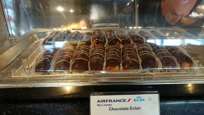 バンコク スワンナプーム国際空港 エールフランス ビジネスクラスラウンジ