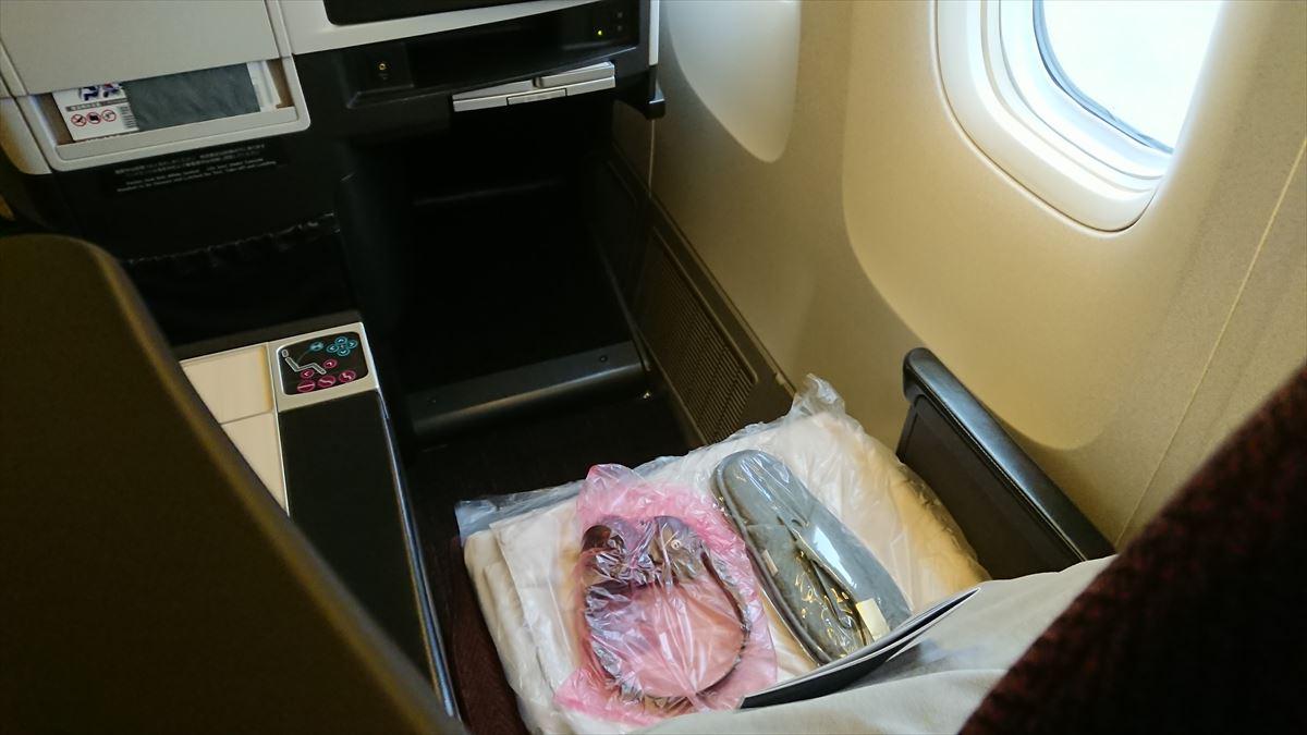 JAL B767-300ER Sky Suite Ⅱ