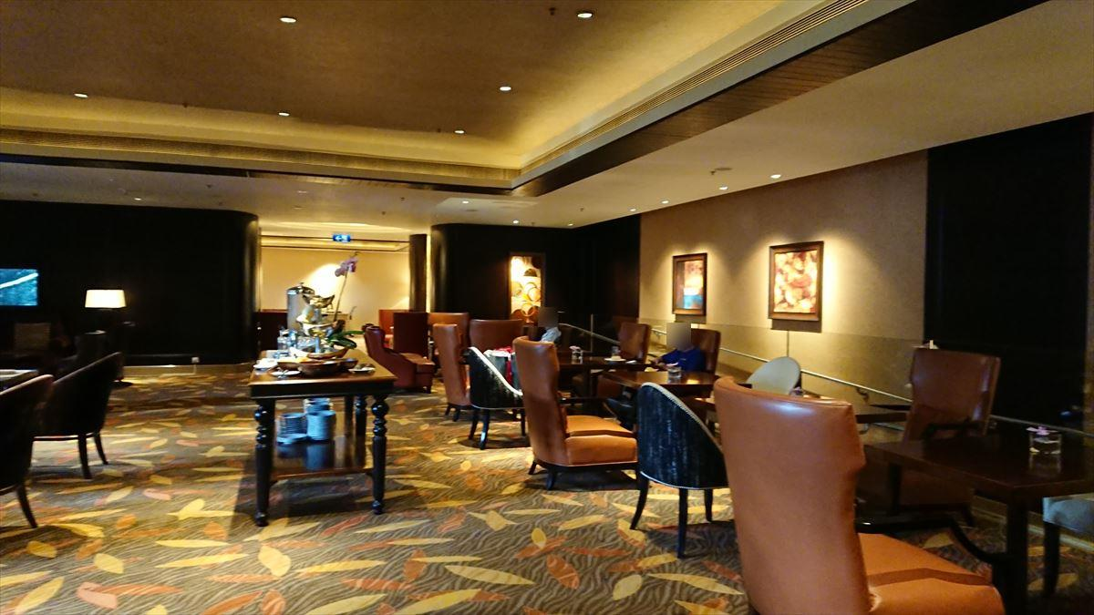 Sheraton Grand Cotal Central シェラトン グランド コタイ セントラル Executive CLUB Lounge