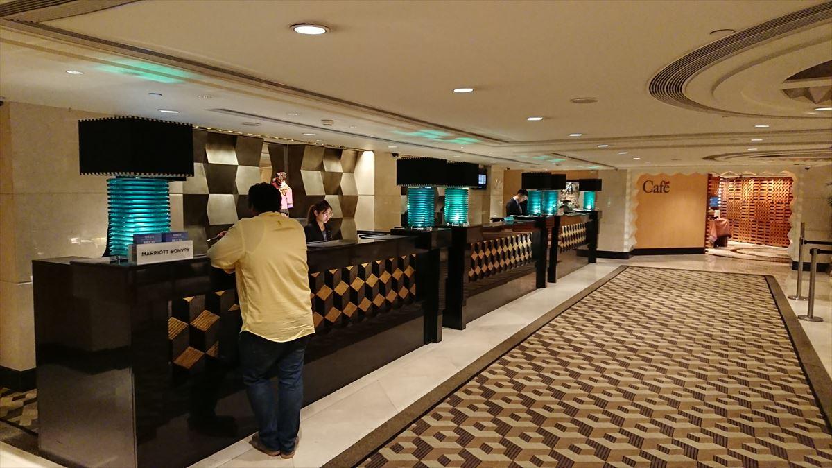 シェラトン香港 ホテル&タワーズ SHERATON HONGKONG HOTEL & TOWERS