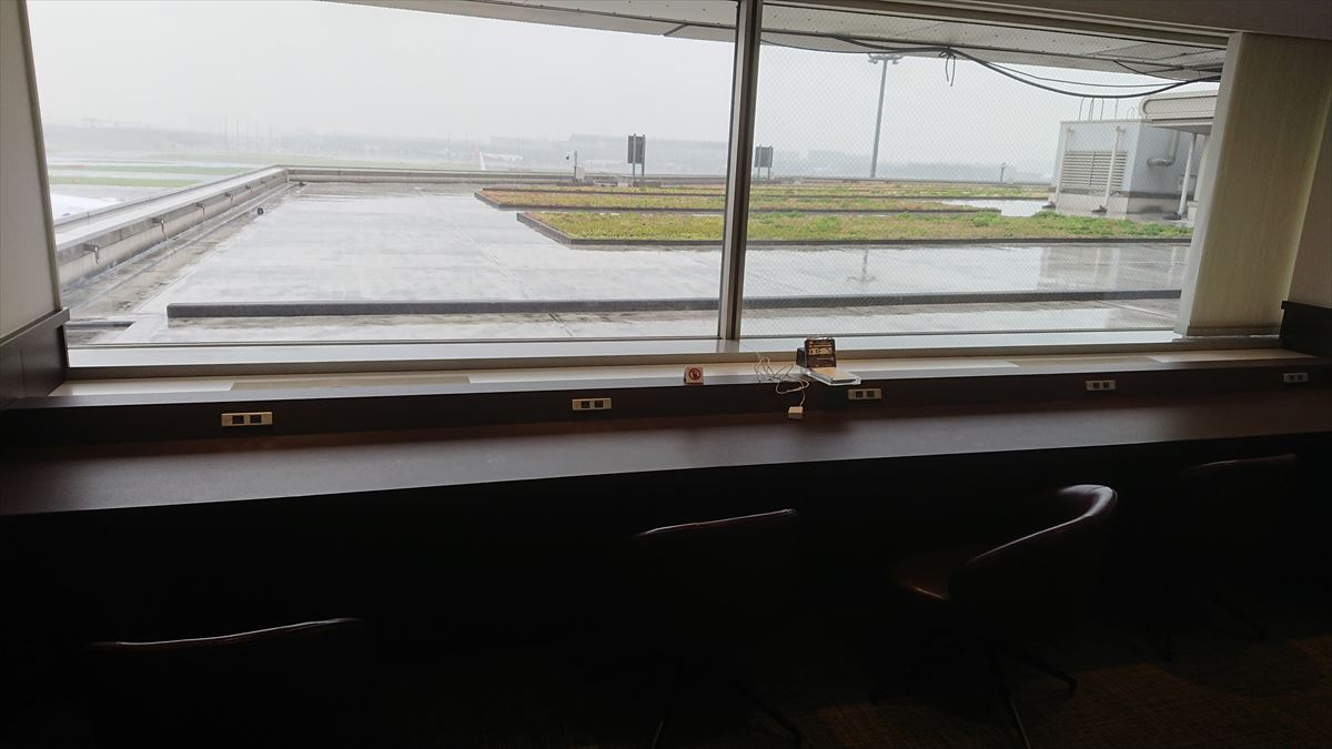 羽田空港 Diamond Premier Lounge