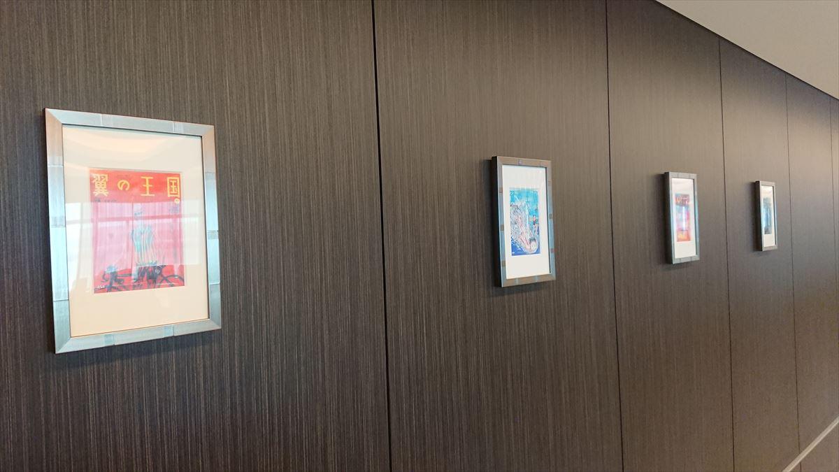 羽田空港 第二ターミナル南 ANA LOUNGE