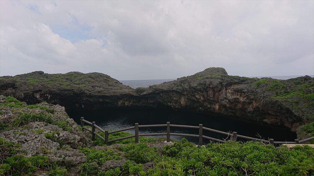 宮古島 通り池