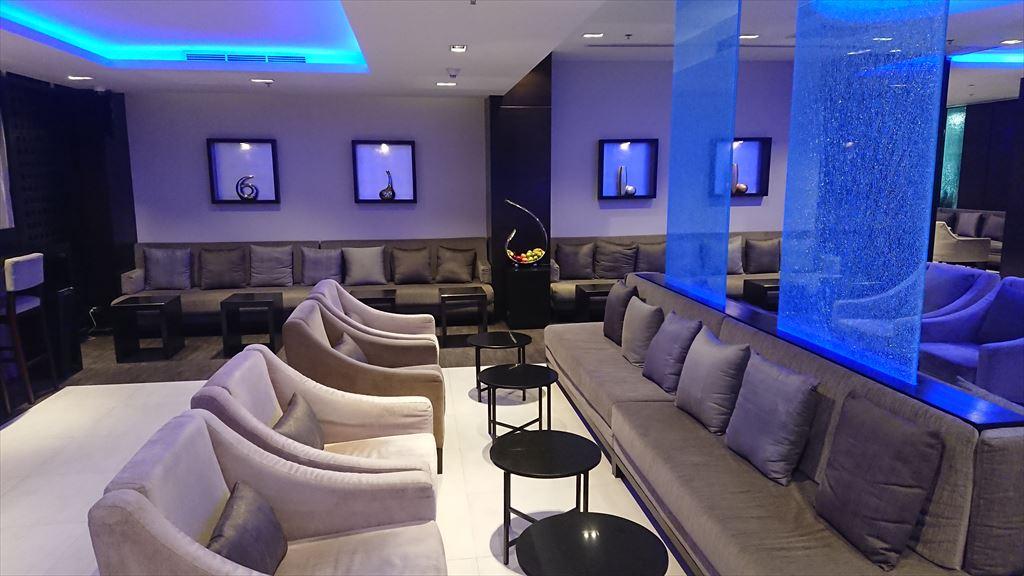 バンコク・スワンナプーム国際空港 オマーン航空 OMAN AIR LOUNGE