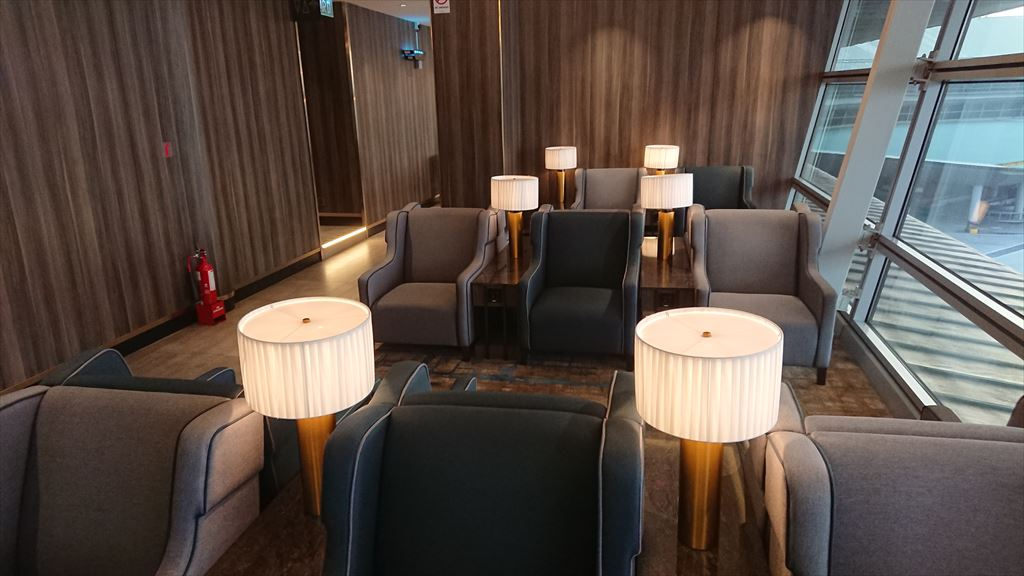 PLAZA PREMIUM FIRST LOUNGE