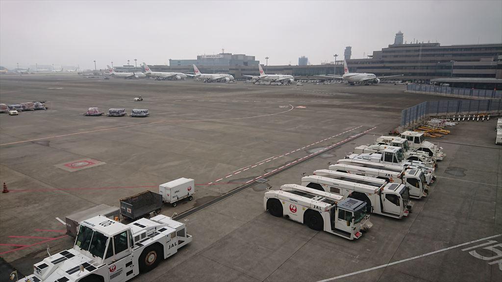 JAL 成田空港 ファーストクラスラウンジ サテライト