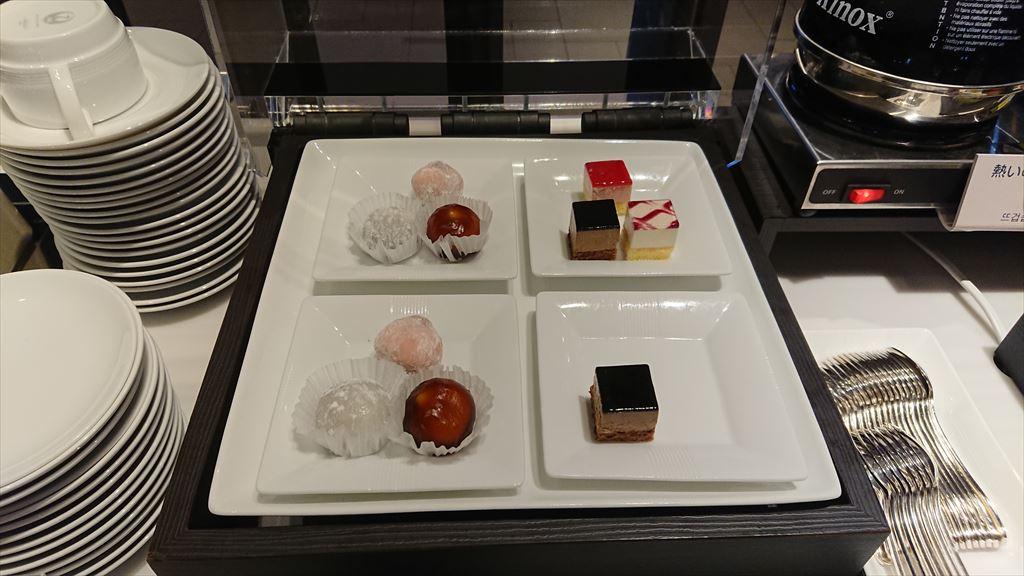 成田空港 JAL ファーストクラスラウンジ サテライト