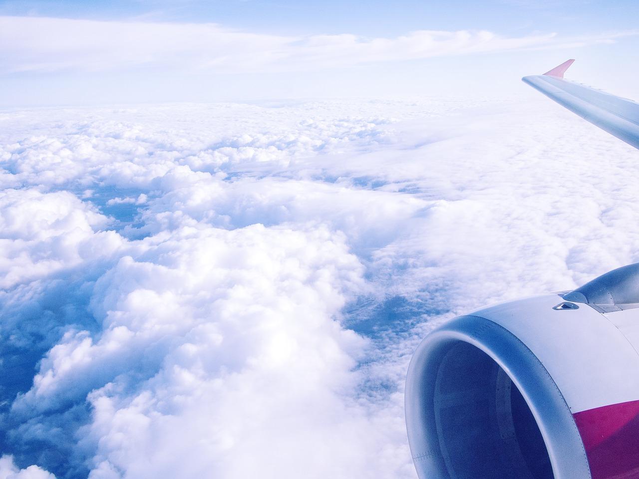 飛行機移動