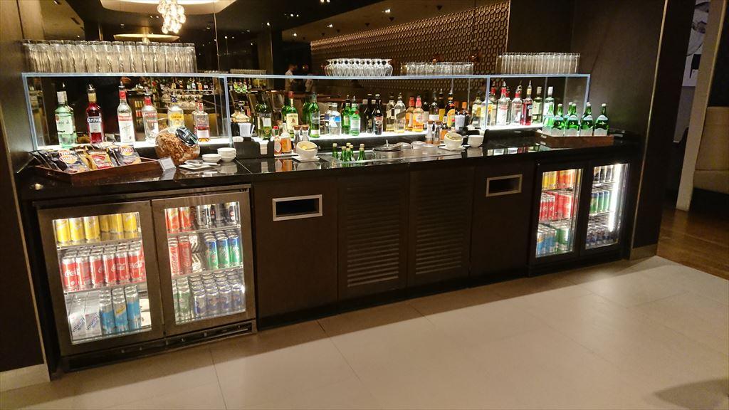 シンガポール チャンギ国際空港 ブリティッシュエアウェイズ ラウンジ