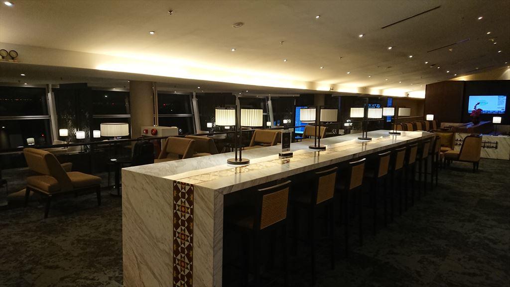 クアラルンプール国際空港 KLIA マレーシア航空 ゴールデンラウンジ サテライト ファースト