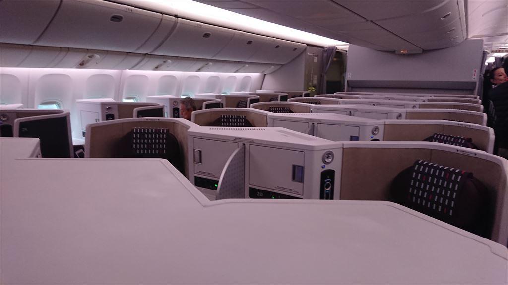 08JAN20 JL091 羽田 - ソウル(金浦)ビジネスクラス