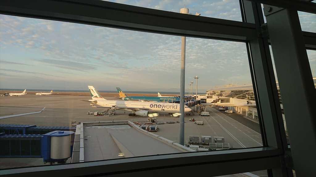 中部国際空港 スターアライアンスラウンジ