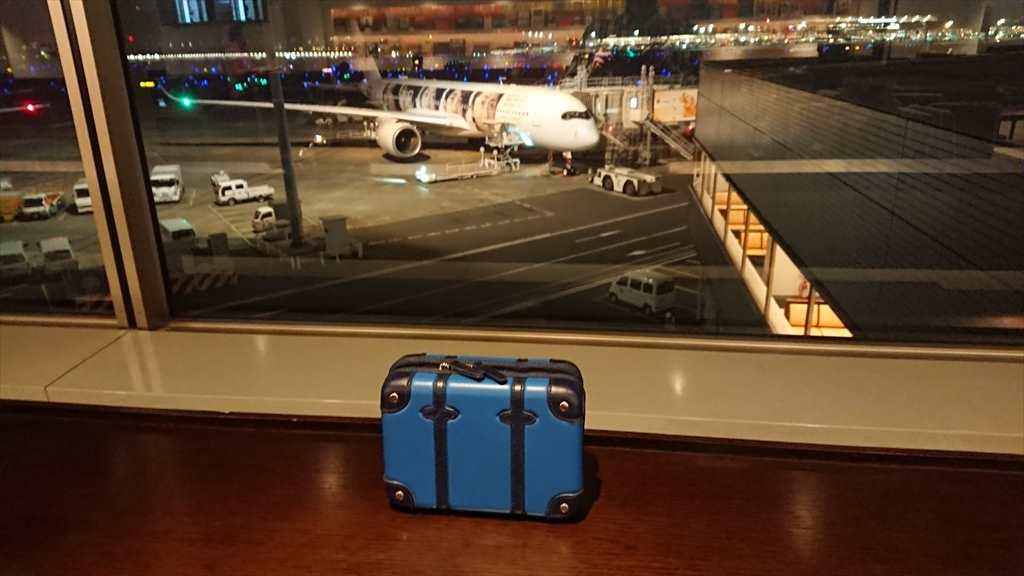羽田空港 南ウィング JAL DIAMOND PREMIER LOUNGE