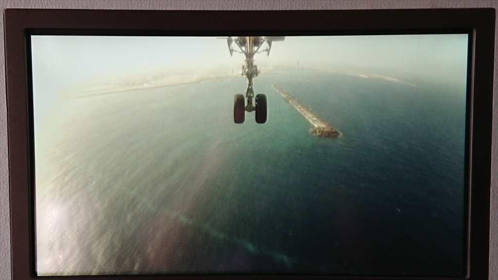 16FEB20 JL901 羽田 - 沖縄 ファーストクラス 搭乗機