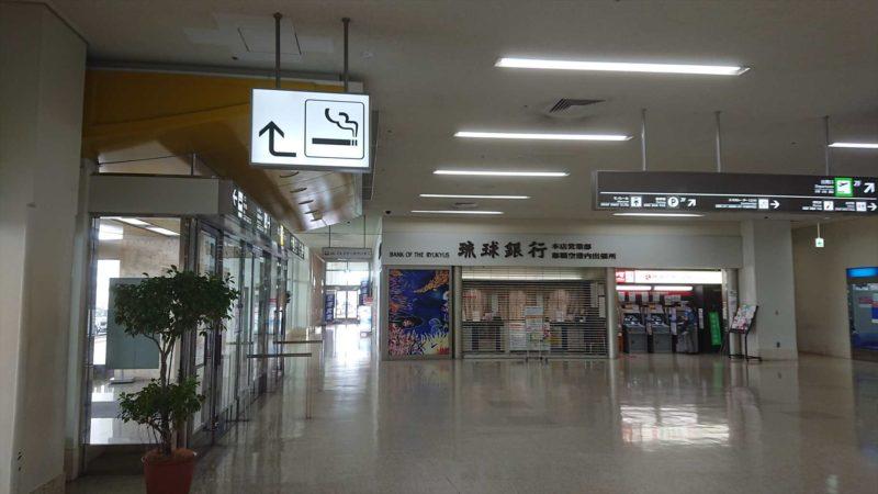 沖縄・那覇空港 空港食堂
