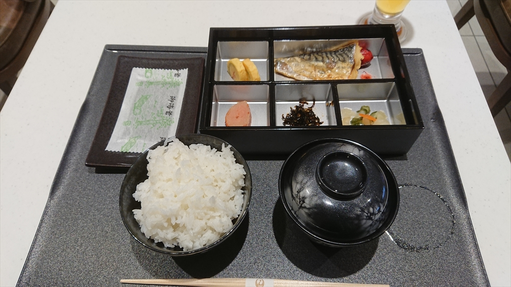 JAL's Table 和御膳