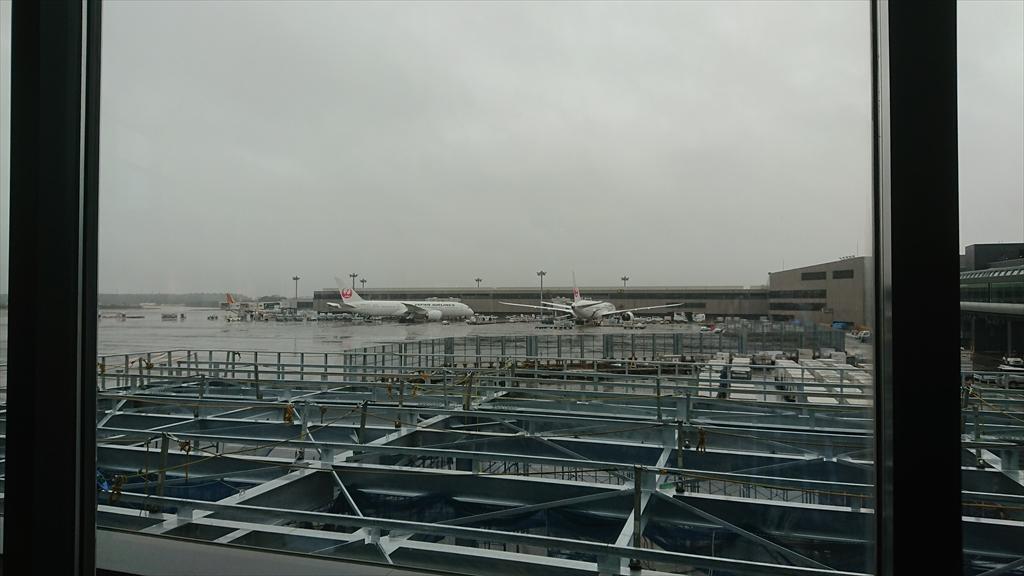 成田国際空港 アメリカン航空 Admirals Club