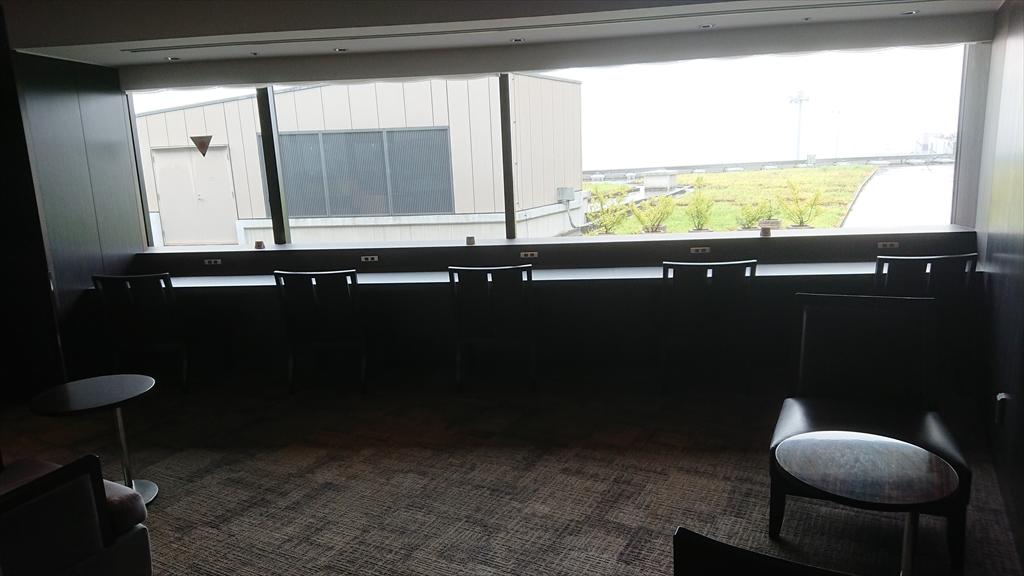 成田国際空港 JAL ファーストクラスラウンジ