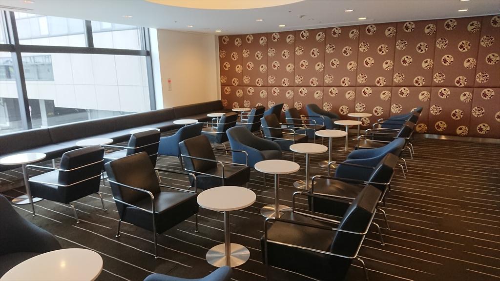 成田国際空港 カンタス航空 インターナショナル ビジネスラウンジ
