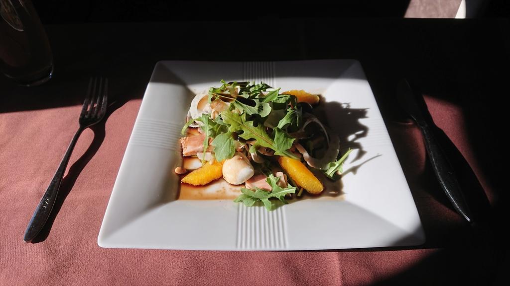 JL005 11MAR20 ニューヨーク~羽田 ファーストクラス 機内食
