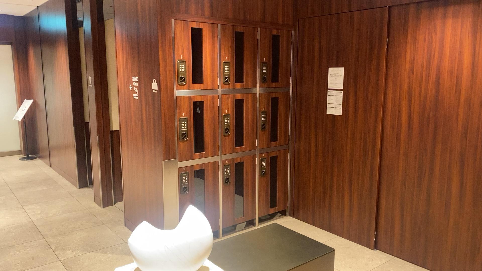 沖縄・那覇国際空港 JAL DIAMOND PREMIER LOUNGE 20年05月訪問