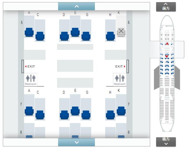 JALマイル&FOPのためのお得な航空券 JL デリー発 マイアミ行 ビジネスクラス