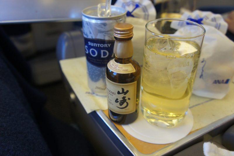 29MAY11 NH931 成田~ホーチミン ビジネスクラス