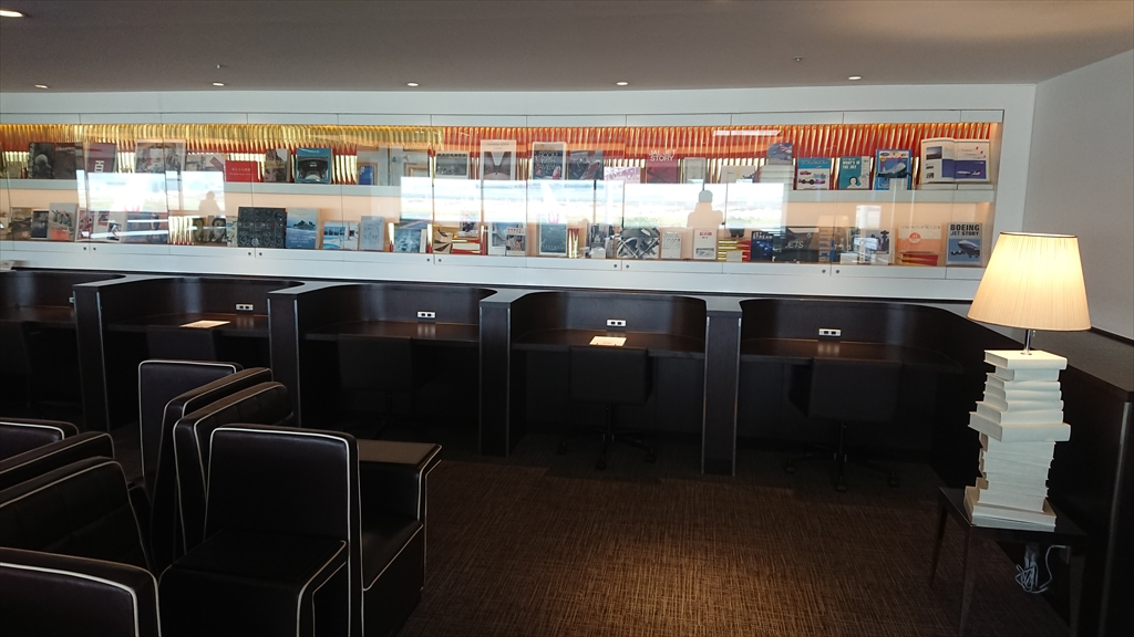 第一ターミナル北ウィング ダイヤモンド プレミア ラウンジ(Diamond Premier Lounge)