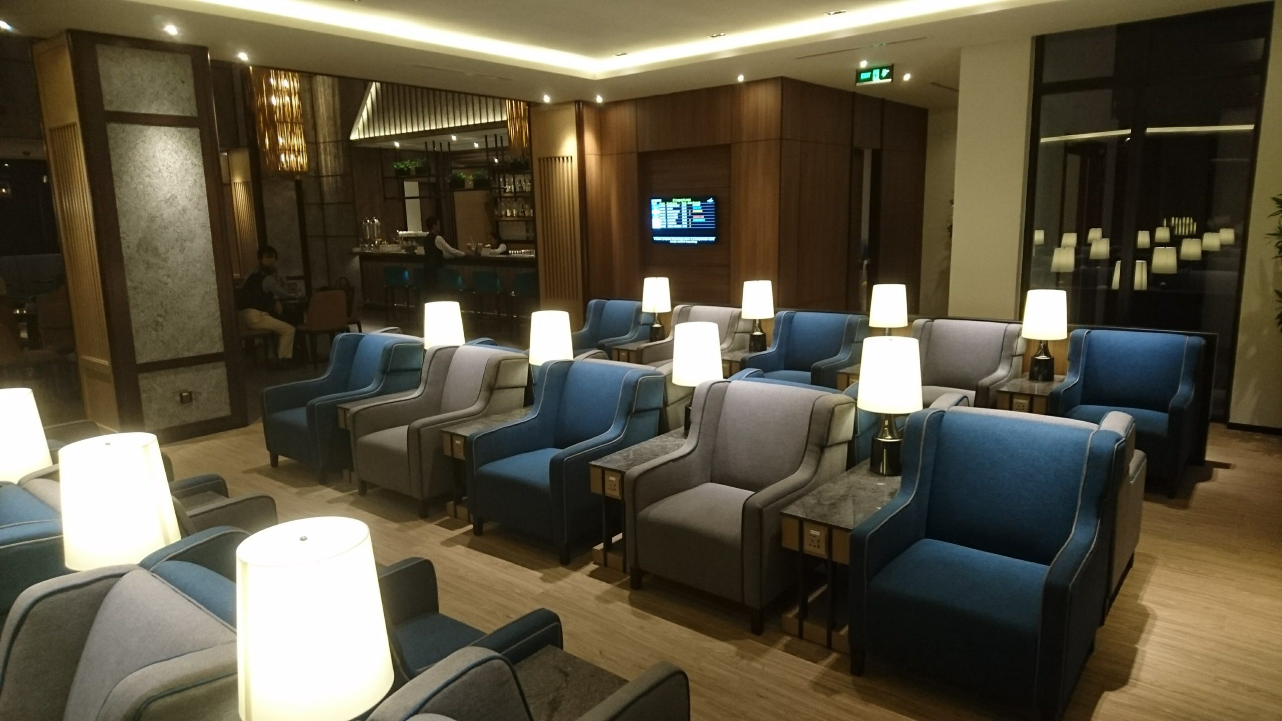 Plaza Premium Lounge at Seam Reap