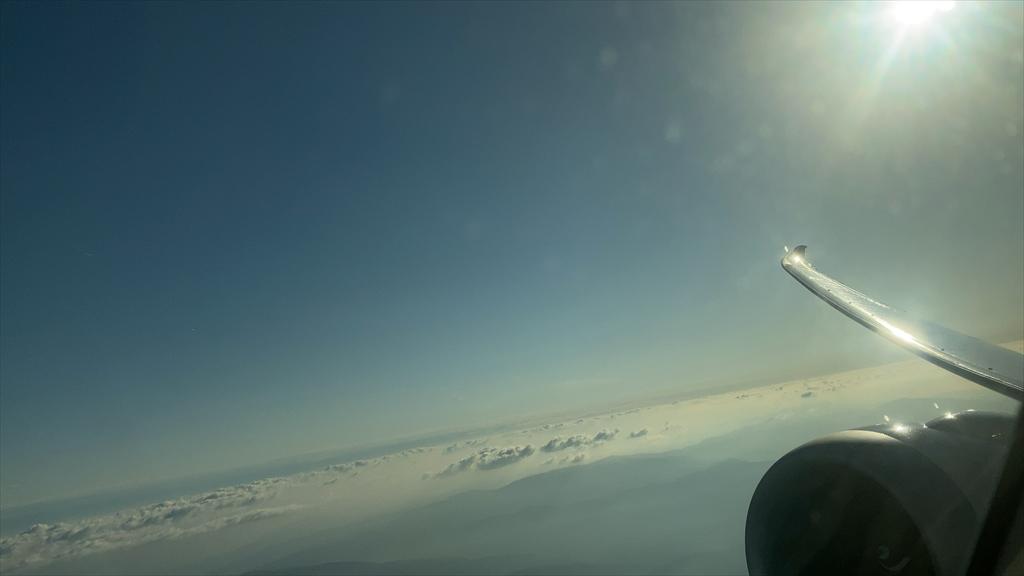 ボーイングB777-800型機 JL326 福岡~羽田 ファーストクラス 搭乗記 21JUN20